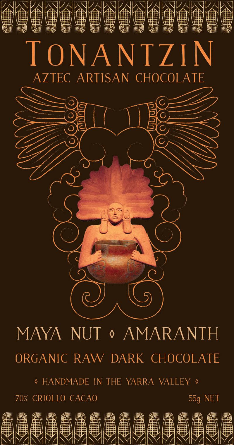 Maya Nut Amaranth