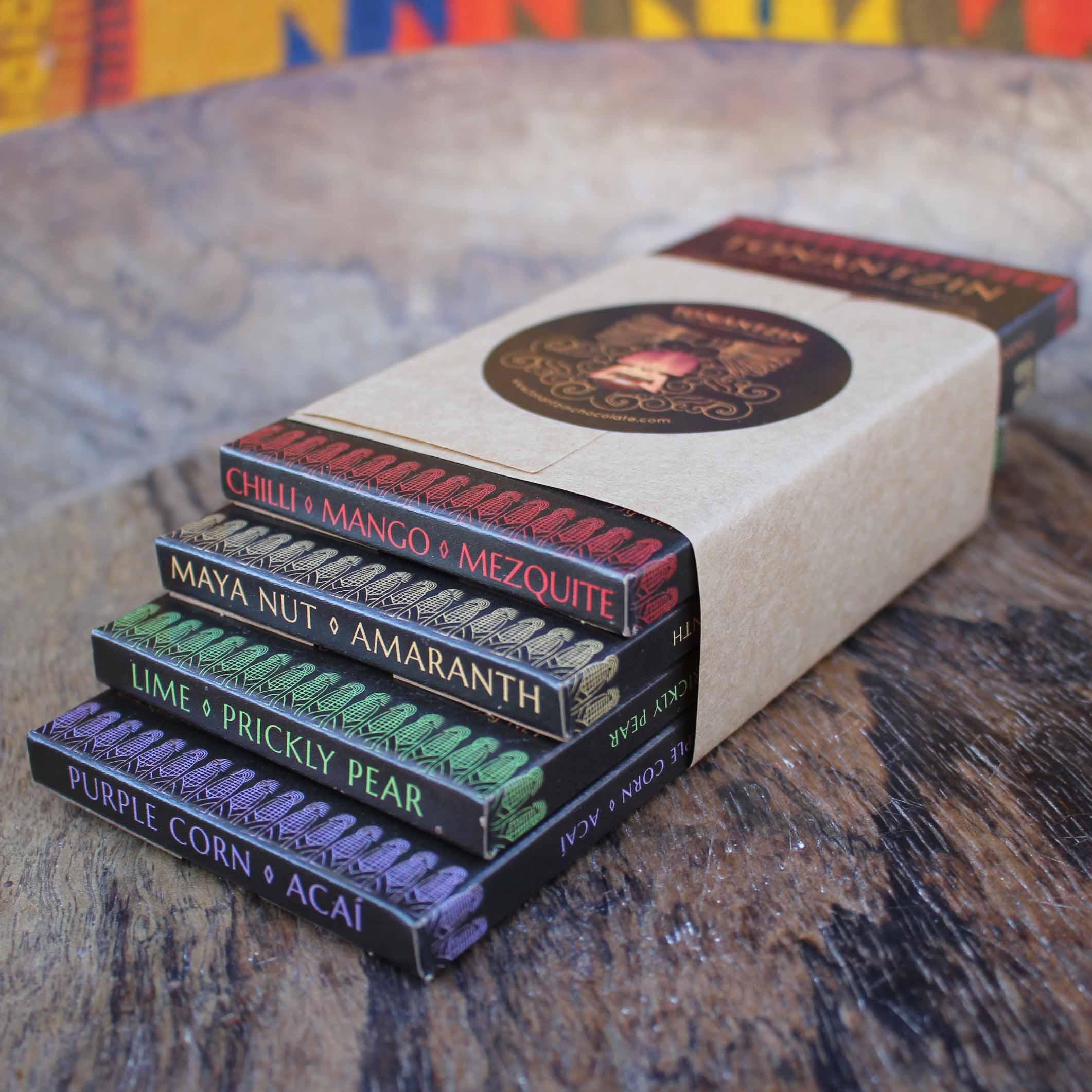 Azteca Bundle – 4
