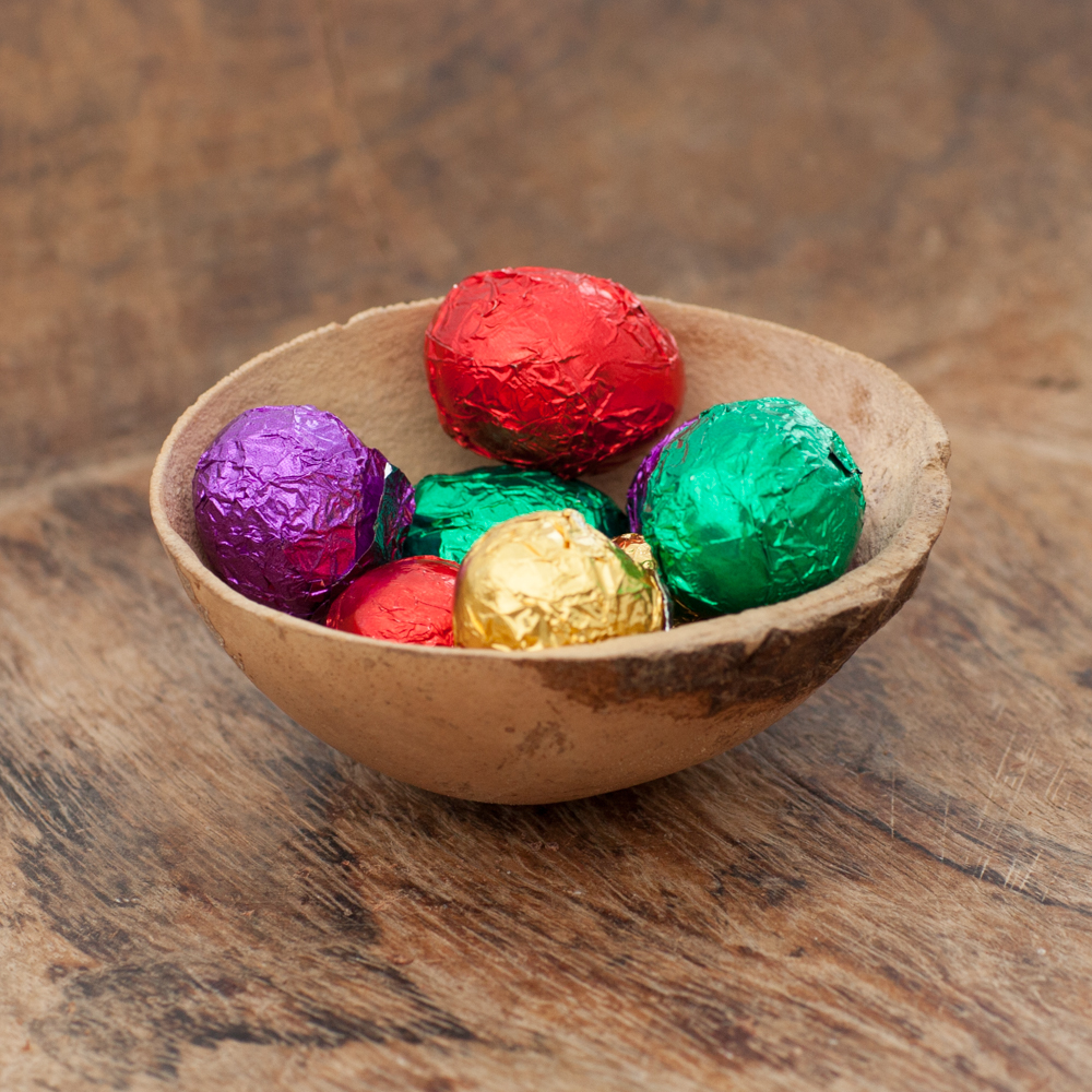 Small Bag of Raw Chocolate Eggs