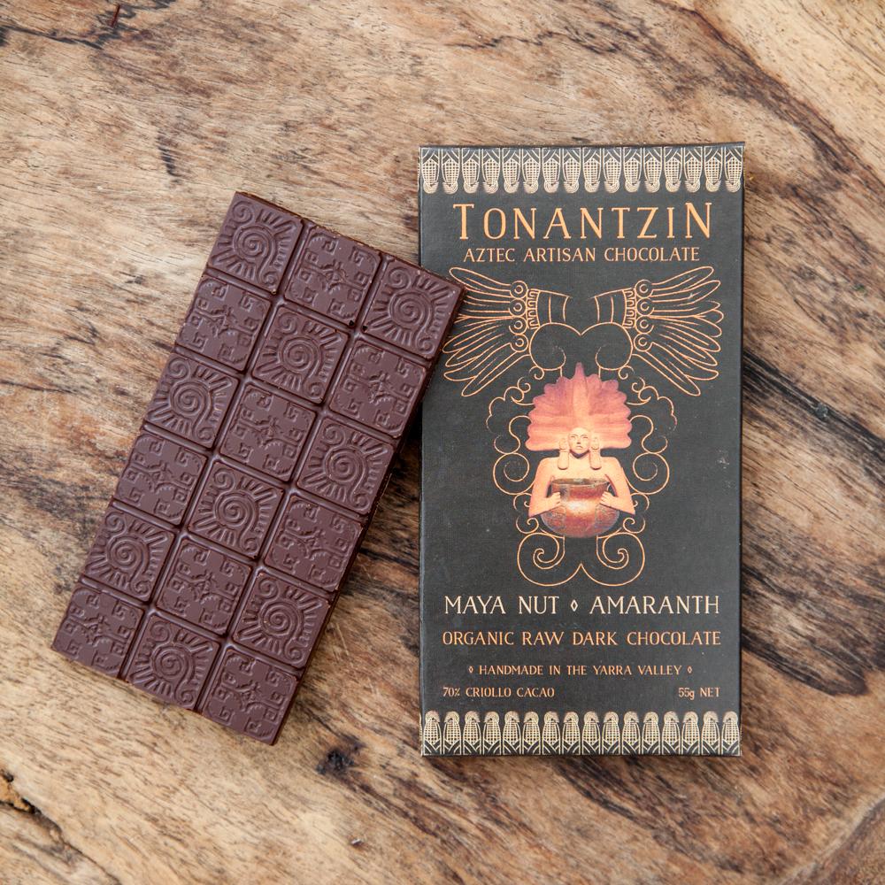 Raw Bar – Maya Nut Amaranth